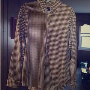 Button down Dress shirt.